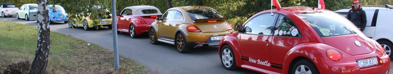 New Beetle Club Poland